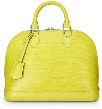 a193f37af Louis Vuitton Citron Epi Alma PM