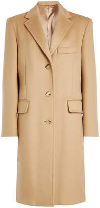 Calvin Klein Virgin Wool Coat