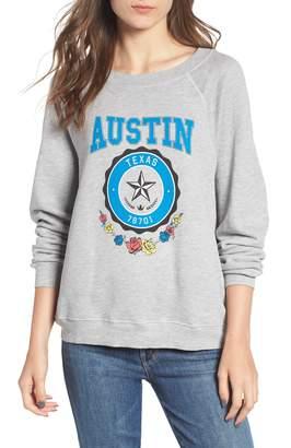 Wildfox Couture Austin Crest Sommers Sweatshirt