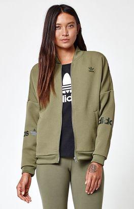 adidas 3-Stripes Track Jacket $80 thestylecure.com