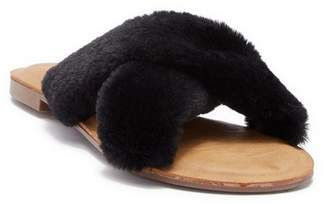 Abound Luckie Faux Fur Sandal