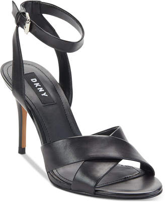 DKNY Ivy Ankle-Strap Dress Sandals