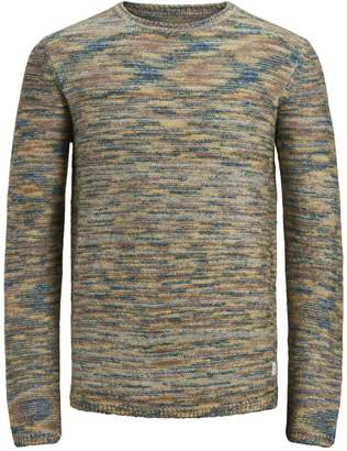 Jack and Jones Jorgrade Crew Neck Knit