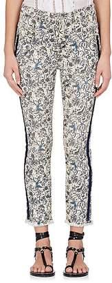 Etoile Isabel Marant Women's Ugo Floral Jeans