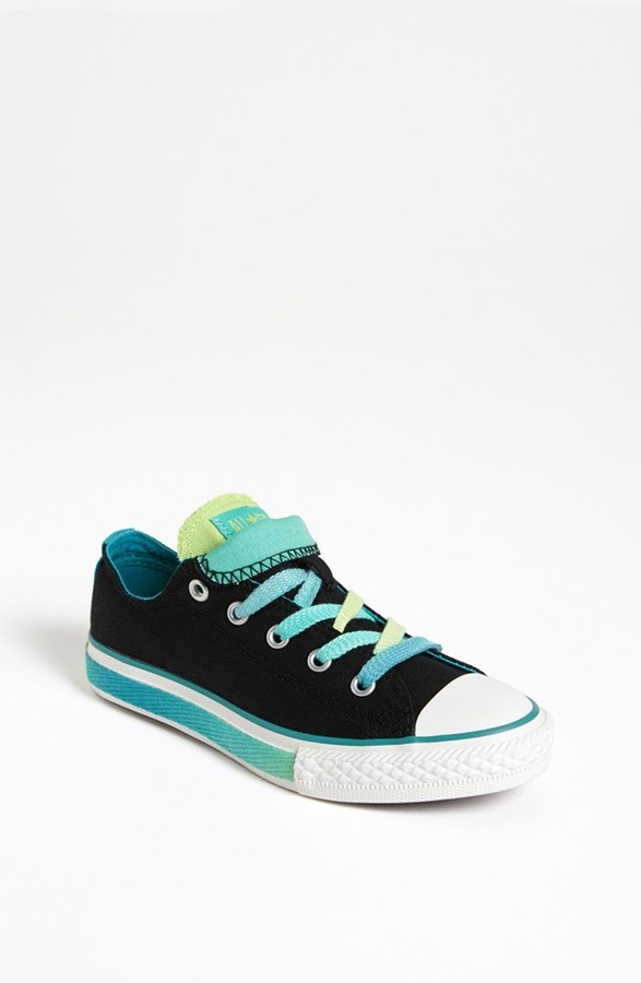 Converse Chuck Taylor® All Star® Double Tongue Sneaker (Toddler, Little Kid & Big Kid)