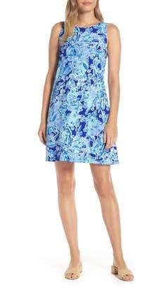 Lilly Pulitzer R) Kristen Trapeze Dress
