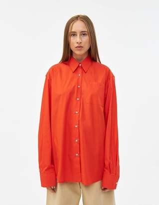 Rika Studios Blaze Shirt in Orange