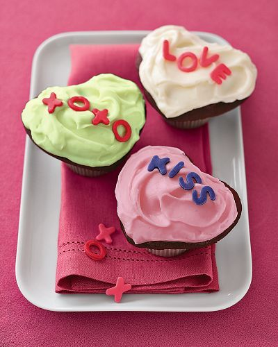 Crown Heart Cupcake Pan and Special Set