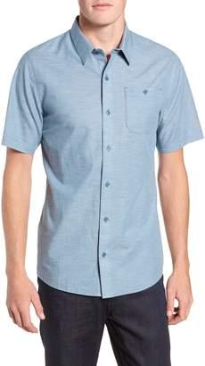 Travis Mathew Studebaker Regular Fit Sport Shirt