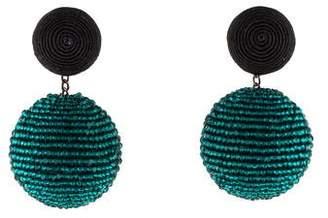 Rebecca de Ravenel Les Bonbons Two Drop Earrings