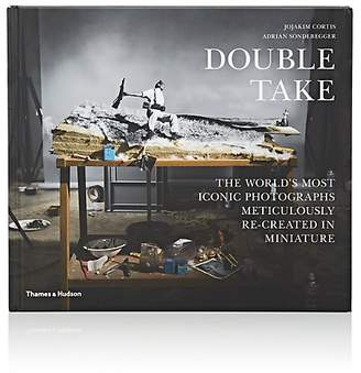 W. W. Norton W.W. Norton Double Take: The World's Most Iconic Photographs Meticulously Re-created In Miniature