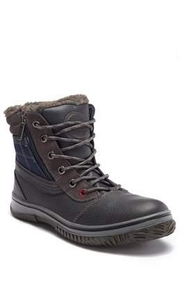 Pajar Trooper Fleece Lined Waterproof Leather Boot