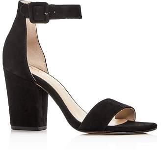 Botkier Women's Shana Suede Block Heel Sandals - 100% Exclusive