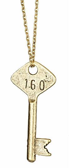 Yochi Room 160 Key Necklace