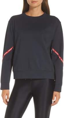 The Upside Bardot Crew Sweatshirt