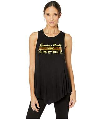 Rock and Roll Cowgirl Graphic Tank Top 49-9388