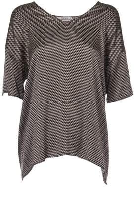 Kangra Cashmere Patterned T-shirt