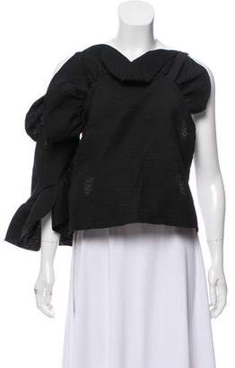 Rachel Comey Asymmetrical Ruffled Top w/ Tags