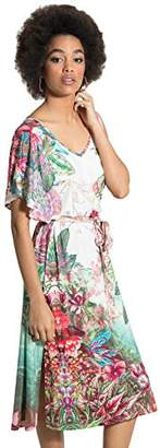 Smash Wear Smash! Women's Neusa Casual Dress,Large
