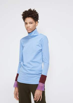 TOGA Archives Long Sleeve High Neck Top