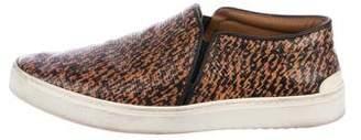 Rag & Bone Printed Slip-On Sneakers