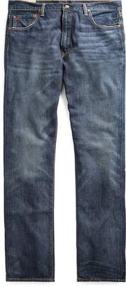 Ralph Lauren Hampton Straight Jean