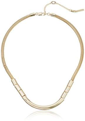 Kenneth Cole New York Tectonic Plates Bar Necklace