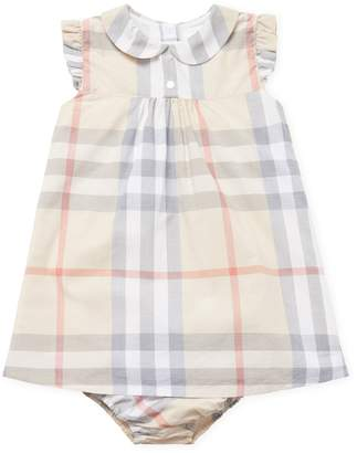 Burberry Woven Dress Set