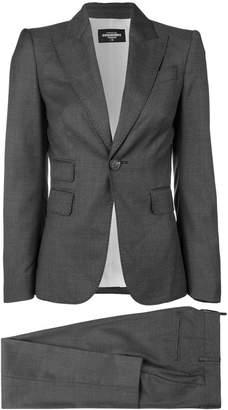 DSQUARED2 two-piece fitted suit