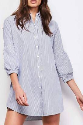 BB Dakota Croman Tunic Buttonup