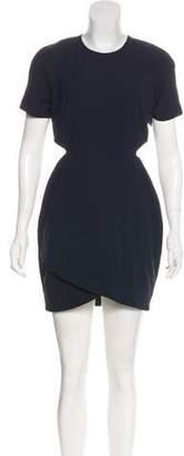 Elizabeth and James Cutout Mini Dress w/ Tags
