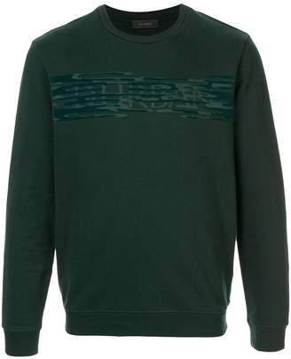 D'urban logo sweatshirt