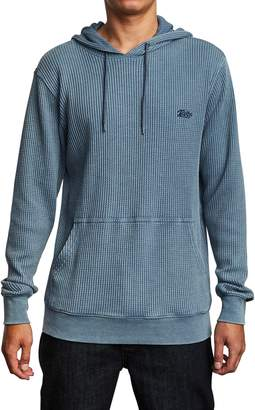 RVCA Elroy Thermal Knit Pullover Hoodie