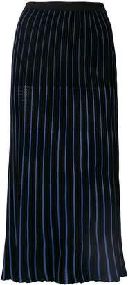 Sonia Rykiel pleated maxi skirt