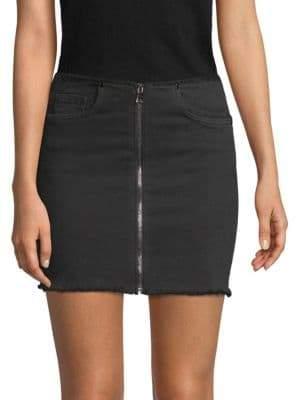 db45fbe83d ... Off 5th · Cotton Citizen Zipper Mini Skirt