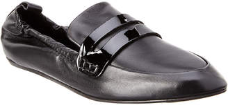 Lanvin Leather Moccasin