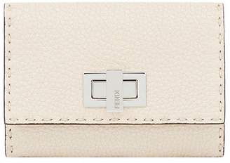 Fendi Peekaboo continental wallet
