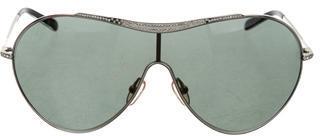 ValentinoValentino Jewel Aviator Sunglasses w/ Tags