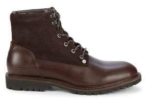 Original Penguin Jesse Leather Hiking Boots