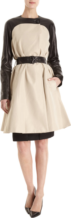 Martin Grant Belted Trench
