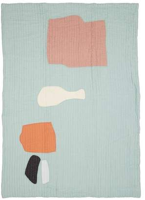 Cold Picnic Objects From Home Twin Throw