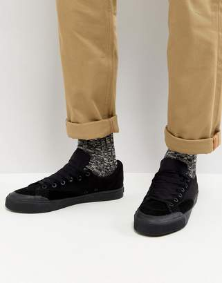 Emerica Indicator Low Sneaker In Black