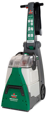 Bissell 86T3 Carpet Cleaner, Big Green Cleaning Machine