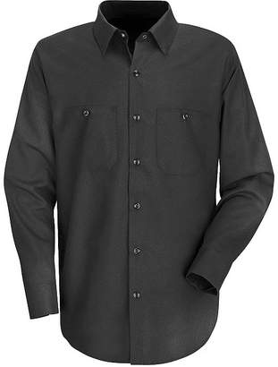 JCPenney Red Kap SP14 Industrial Solid Work Shirt
