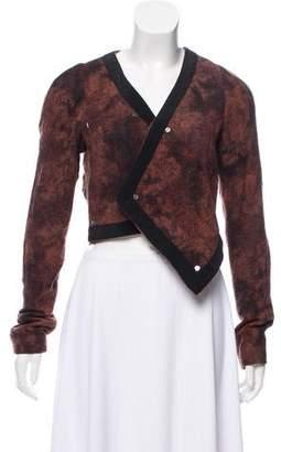 Vena Cava Silk-Blend Jacket