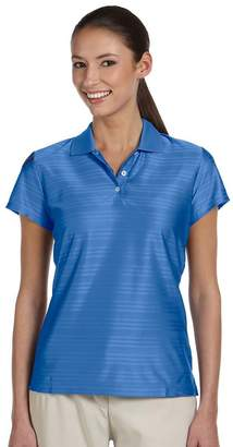 adidas Ladies Climacool Mesh Polo