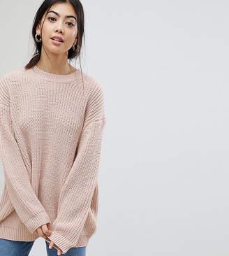 Asos Boyfriend Sweater in Chunky Rib