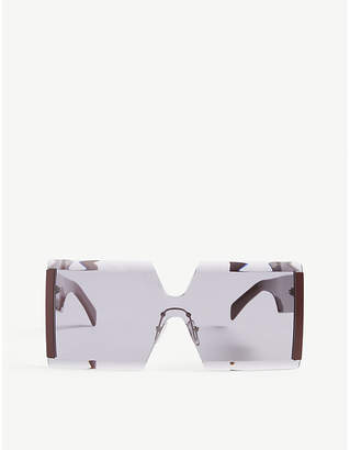 Marni Me615s square-frame sunglasses