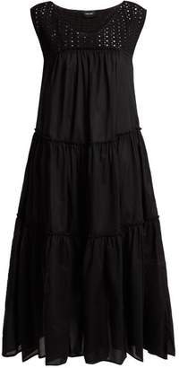 Rachel Comey Grendel Woven Cotton Dress - Womens - Black