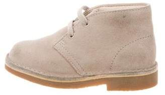 Clarks Kids' Suede Desert Boots w/ Tags
